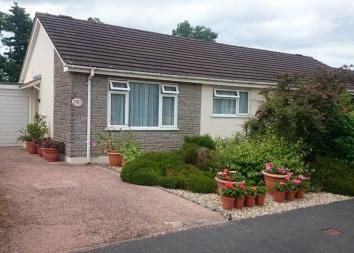 Thumbnail 2 bed property for sale in Willhayes Park, Axminster, Devon