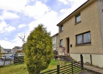 Thumbnail 3 bed terraced house for sale in Angus Crescent, Fort William