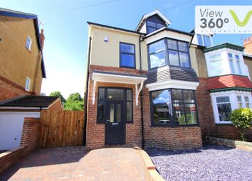 Thumbnail 5 bed semi-detached house for sale in Bracken Road, Darlington