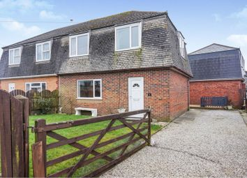 Thumbnail 3 bed semi-detached house for sale in Halimote Road, St. Austell