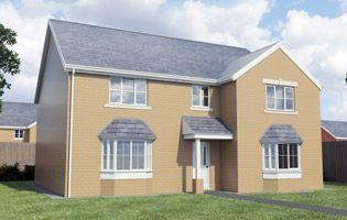 Thumbnail 5 bed detached house for sale in Nant Seren, Church Village, Pontypridd