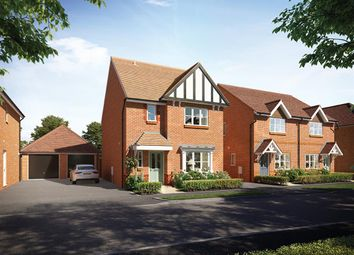 Thumbnail 3 bed detached house for sale in Station Road, Oakley, Basingstoke