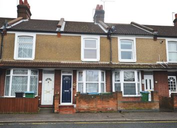 Thumbnail 2 bed terraced house to rent in Leavesden Road, North Watford