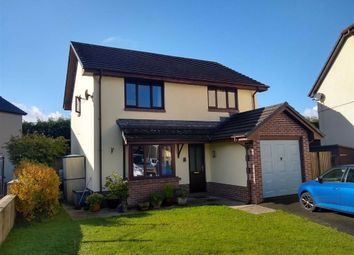 Thumbnail 4 bedroom detached house for sale in Trevaughan Lodge Road, Whitland, Carmarthenshire