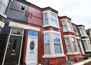 Thumbnail 3 bed terraced house to rent in Hahnemann Road, Walton