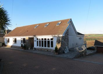 Thumbnail 7 bed detached house for sale in John Street, Cefn Cribwr, Nr Bridgend