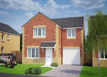 Thumbnail 3 bedroom detached house for sale in Plot 121, Kildare, Moorside Place, Valley Drive, Carlisle