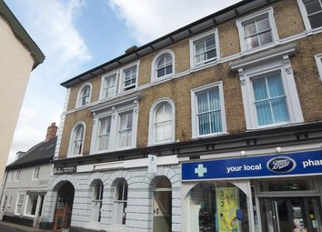 Thumbnail 2 bedroom flat to rent in Market Place, Halesworth