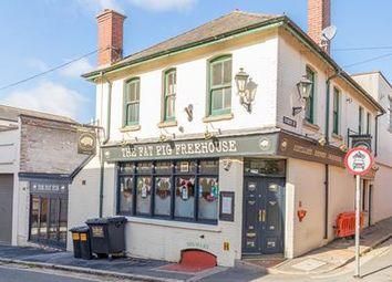 Thumbnail Pub/bar for sale in Fat Pig, 2 John Street, Exeter, Devon