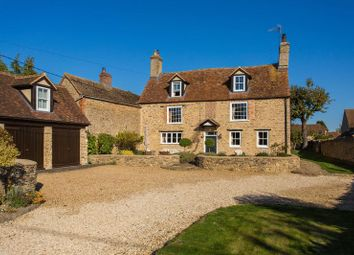 Thumbnail 6 bed farmhouse for sale in Mill Road, Marcham, Abingdon