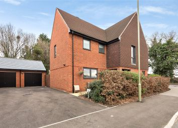 Thumbnail 5 bed detached house for sale in Brook Close, Swanmore, Southampton, Hampshire