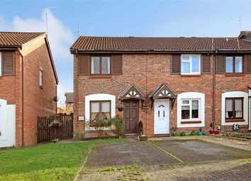 Thumbnail 2 bed end terrace house for sale in Saddleback Road, Shaw, Wiltshire