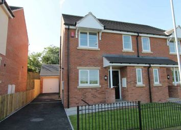 Thumbnail 3 bed semi-detached house to rent in Greenside Lane, Hoyland, Barnsley