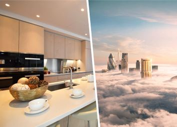 Thumbnail 3 bed flat for sale in Worship Street, Principal Place, London