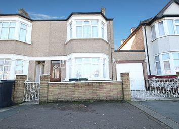 Thumbnail 3 bed semi-detached house for sale in Cuckoo Hall Lane, Edmonton