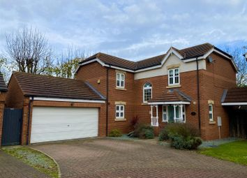 4 bed detached house for sale in Buck Close, Lincoln LN2
