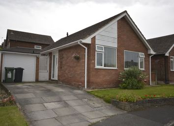 Thumbnail 2 bed bungalow for sale in Bickerton Avenue, Frodsham