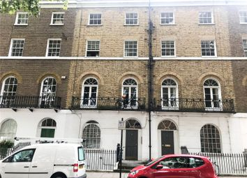 Thumbnail 1 bed flat to rent in Regent Square, London