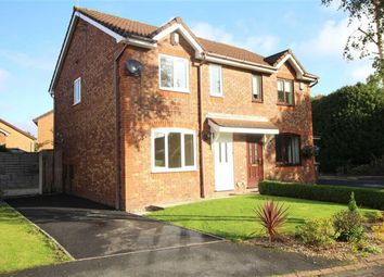 Thumbnail 3 bed semi-detached house for sale in Holsands Close, Fulwood