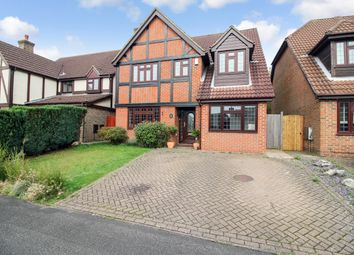 Thumbnail 4 bed detached house for sale in Elliot Rise, Hedge End, Southampton, Hampshire