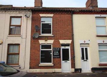 Thumbnail 1 bedroom terraced house for sale in Sprowston Road, Norwich