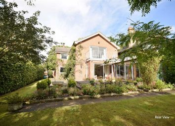 Thumbnail 4 bedroom detached house for sale in Sywell Road, Overstone, Northampton