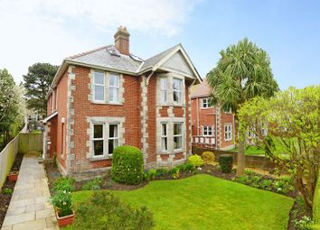 Thumbnail 7 bed detached house for sale in Victoria Avenue, Swanage BH19.
