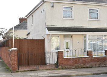 Thumbnail 3 bed end terrace house for sale in Gilbey Road, Grimsby