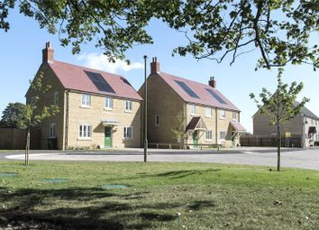 Thumbnail 3 bed semi-detached house for sale in Plot 8, Woodlands, Marriott Close, Wootton-By-Woodstock, Oxfordshire