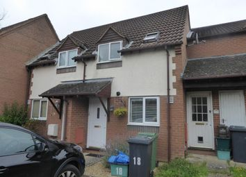 Thumbnail 1 bed terraced house to rent in Brockeridge Close, Quedgeley, Gloucester