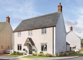Thumbnail 3 bed detached house for sale in The Tatton+, Off Rousham Road, Tackley, Oxfordshire