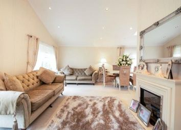 Thumbnail 3 bed mobile/park home for sale in Bushey Hall Park, Bushey Hall Drive, Bushey, Hertfordshire