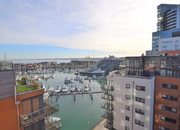 2 bed flat for sale in Sirocco, Channel Way, Ocean Village, Southampton, Hampshire SO14