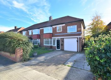 Thumbnail 5 bed semi-detached house for sale in Summerhill, East Herrington, Sunderland