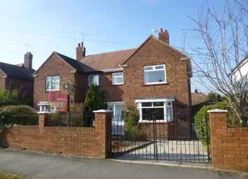 Thumbnail 2 bed semi-detached house to rent in Valley Road, Crewe