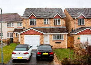 Thumbnail 3 bed detached house for sale in Wentworth Crescent, Beggarwood, Basingstoke