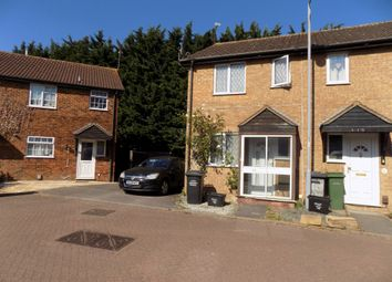 Thumbnail 2 bed semi-detached house to rent in Rodeheath, Luton, Bedfordshire