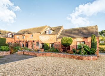 Thumbnail 2 bed barn conversion for sale in Manor Road, Kings Bromley, Burton-On-Trent