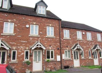 Thumbnail 3 bed terraced house for sale in Saffron Way, Crowle, Scunthorpe