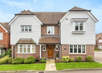 Thumbnail 5 bed detached house for sale in Farthings Walk, Farthings Hill, Horsham, West Sussex