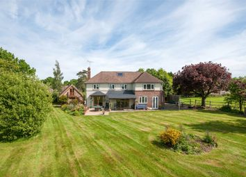 Thumbnail 4 bed detached house for sale in Vicarage Lane, Capel, Dorking, Surrey