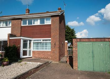 Thumbnail 3 bedroom semi-detached house for sale in Austin Road, Reading