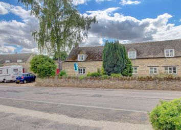 Thumbnail 3 bed detached house for sale in 21 Main Street, Woodnewton, Peterborough