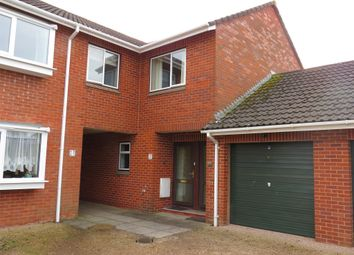 Thumbnail 2 bedroom flat for sale in Jubilee Drive, Hemyock, Cullompton