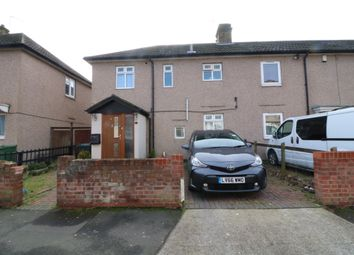 Thumbnail 3 bedroom end terrace house to rent in Brooks Avenue, London
