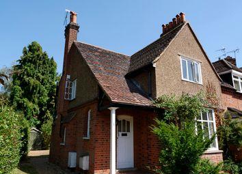 Thumbnail 2 bed semi-detached house to rent in Stoke Road, Stoke D'abernon, Cobham
