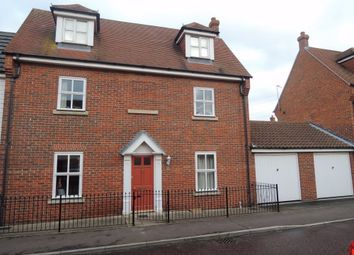Thumbnail 5 bed semi-detached house to rent in Mascot Square, Colchester, Essex