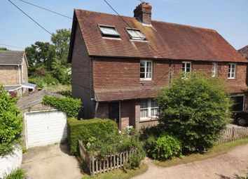 Thumbnail 4 bed semi-detached house for sale in Ash Vale, Chiddingfold, Godalming