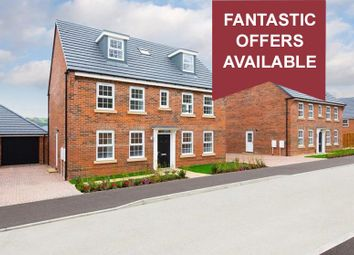 "Thumbnail 5 bedroom detached house for sale in ""Arbury"" at Craneshaugh Close, Hexham"