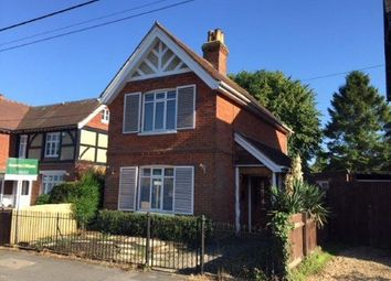 Thumbnail 2 bed detached house for sale in Lyndhurst, Southampton, Hants